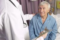 Schwerer Schlaganfall Mediainfarkt Früherkennung