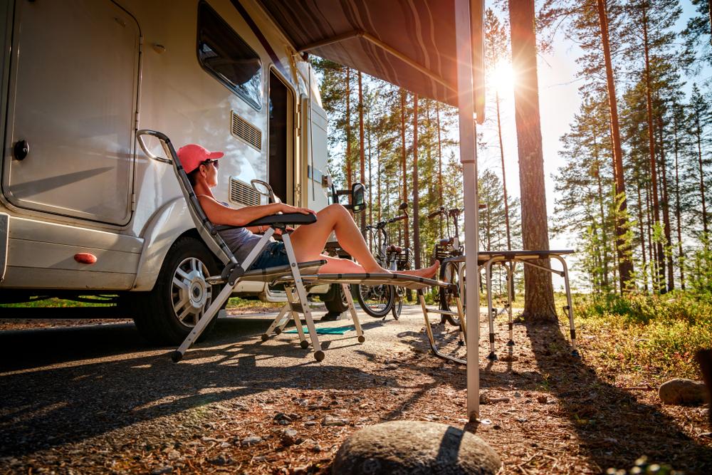camping an der loire